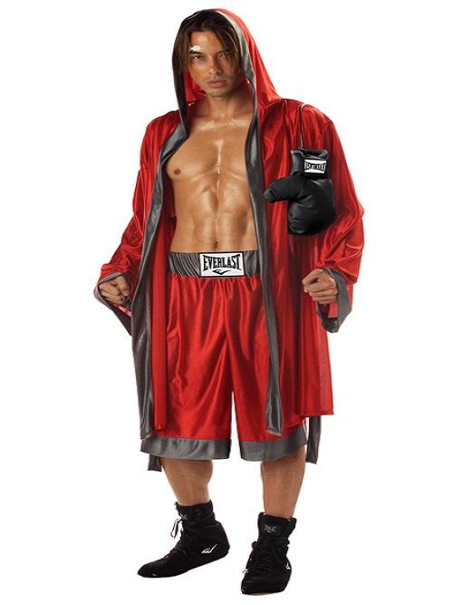 Everlast Boxer Kostume Room