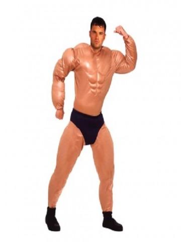 Mr Muscles Kostume Room