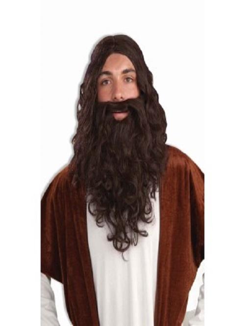 Biblical Wig And Beard Kostume Room