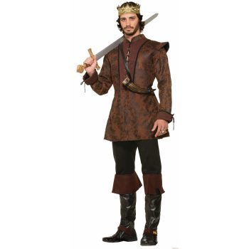 King Arthur Costume For Adults