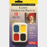 Clown Character Palette