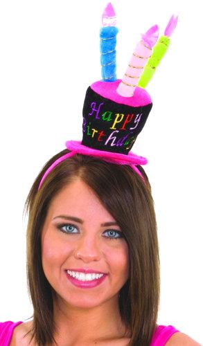 Birthday Mini Hat Kostume Room