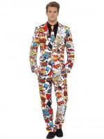 Comic Strip Suit (Rental)