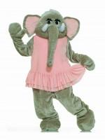 Elephant Mascot