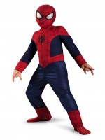 Ultimate Spiderman (Child)