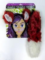 Fox Ears and Tail