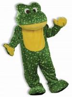 Frog Mascot