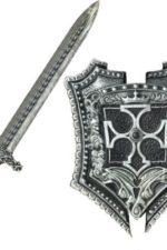 Crusader Sheild & Sword