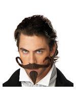 Gambler Mustache