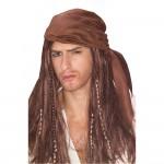 Carribean Pirate Wig