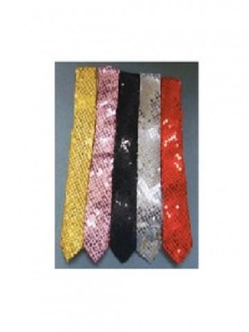 Sequin Ties