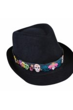 Fedora-Day of Dead