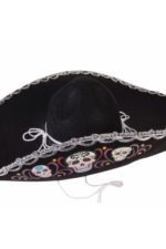 Sombrero-day of dead