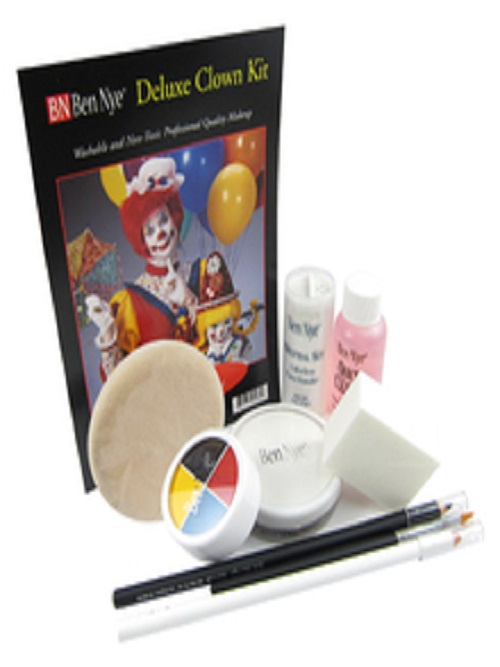 clown ben nye makeup kit