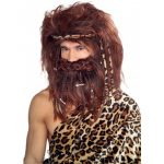 Cavemen Wig Set
