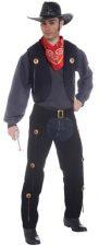 Cowboy Vest & Chaps