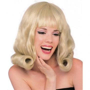 50's-60's Flip Wig