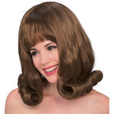 60's flip wig