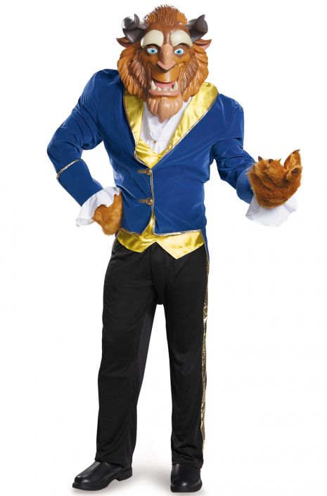 beast from beauty and the beast
