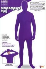 Disappearing Teen (Morph Suit)