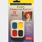 Clown Character Palette