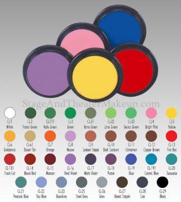 Color Liner Makeup (Ben Nye)