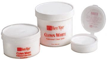 Clown White Makeup Ben Nye