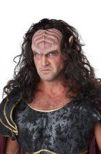 Deep Space Warlord Headpiece with wig
