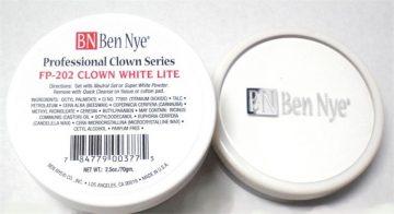 Clown White Lite (Ben Nye)