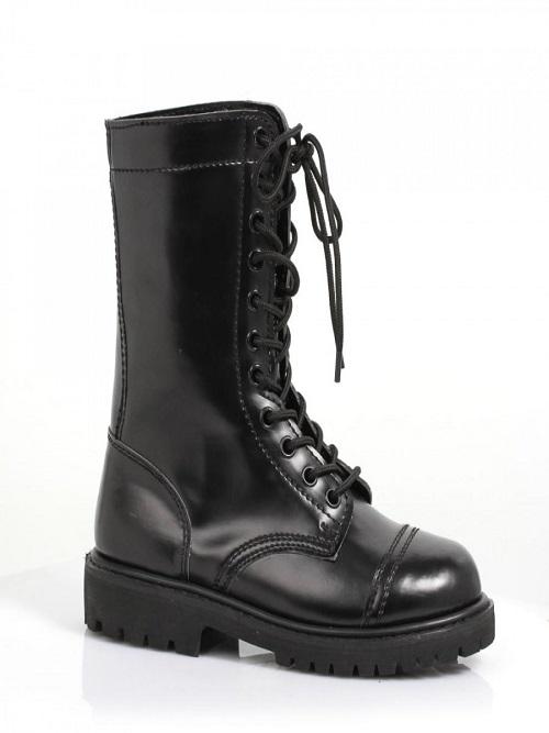 80's or combat boot