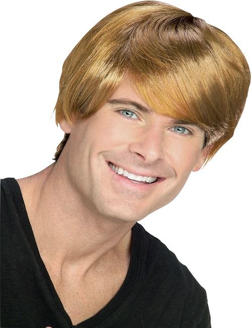 rocket man wig