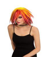 Starfire 80's Wig