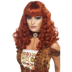 Steam Punk Female Wig