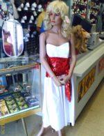 70's-80's Dress (Rental)