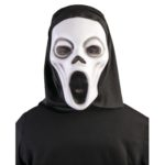 Ghost Hooded Mask
