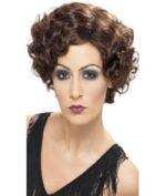 1920'S Flirty Flapper Wig