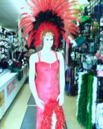 Showgirl in Red #2 (Rental)