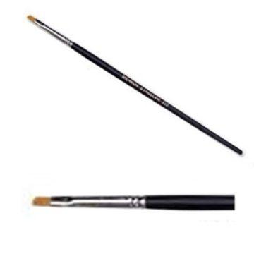 Flat 1/8″ small Brush