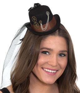 Mini Steampunk Hat