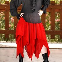Ashaki Pirate Skirt (Rental)