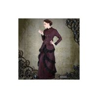 Brocade Victorian Dinner Outfit (Rental)