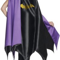 Bat Girl Cape