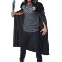 Wolf Clan Cape  (OUT OF STOCK)