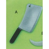 Cleaver Weapon