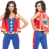 Comic Book Hero (Wonder Woman) Rental