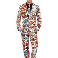 Comic Strip Suit (Rental)