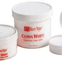 Clown White Makeup Ben Nye