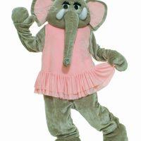 Elephant Mascot (Rental)