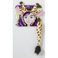 Giraffe Headband & Tail