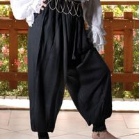 Harem Pants (Rental)